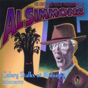Immagine per 'Celery Stalks At Midnight-The Continuing Musical Misadventures of Al Simmons'