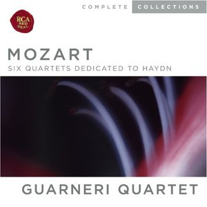 Image for 'Mozart: Six Quartets Dedicated to Haydn'