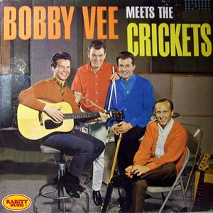 Image for 'Bobby Vee Meets The Crickets'