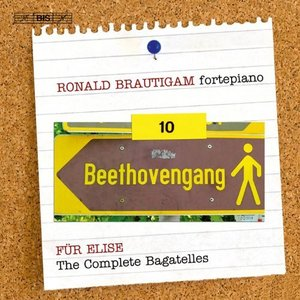 Image for 'Beethoven: Complete Works for Solo Piano, Vol. 10'