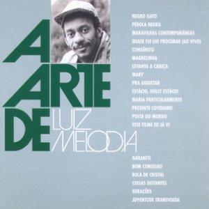 Image for 'A Arte De Luiz Melodia'