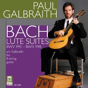 Image for 'J. S. Bach: Suite in G Minor, BWV 995 (trans. A Minor); IV. Sarabande'