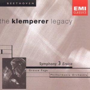 Image pour 'Beethoven Symphony 3/Gross Fugue'