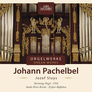 Image for 'Pachelbel: Organ Works'