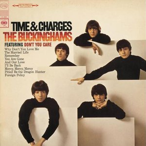 Image for 'Time & Charges'