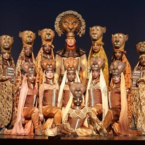 Image for 'The Lion King [Broadway]'