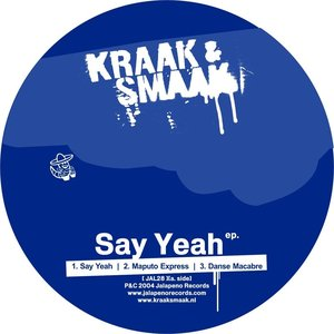 Image for 'Say Yeah EP'