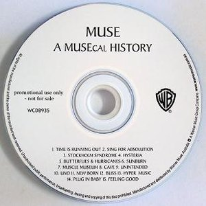 Image for 'A MUSEcal History'