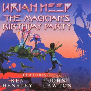 Image for 'The Magician's Birthday Party'