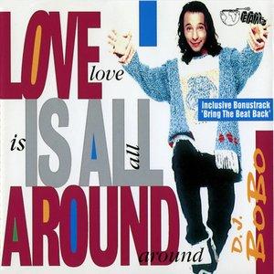 Imagem de 'Love Is All Around (extended mix II)'