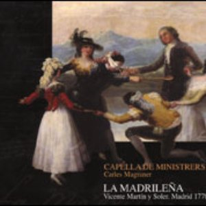 Image for 'La Madrileña'
