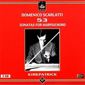 Imagen de 'Ralph Kirkpatrick Plays Scarlatti'