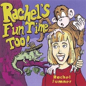 Image for 'Rachel's Fun Time Too! — CD'