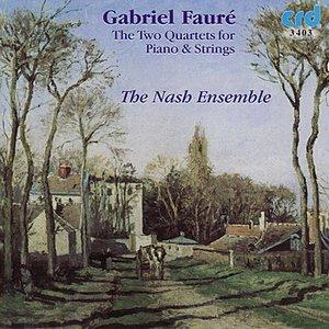 Image for 'Quartet No.1 in C minor, Op.15 for Piano, Violin, Viola and Violoncello: Allegro molto moderato'