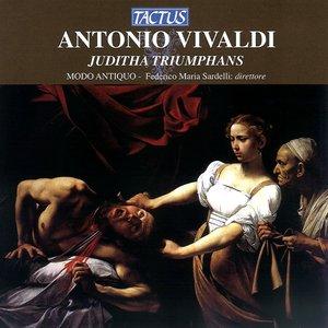 Bild för 'Vivaldi: Juditha triumphans devicta Holofernes barbarie'