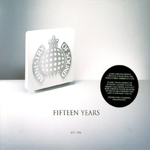 Immagine per 'Ministry of Sound: Fifteen Years'