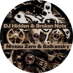 Image for 'DJ Hidden & Broken Note'