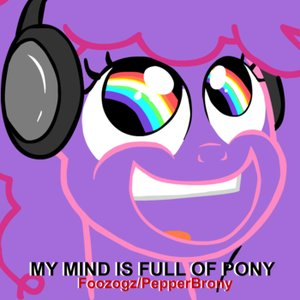 Image for 'My Mind Is Full Of Pony'
