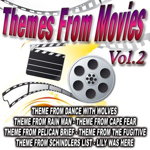 Image for 'Theme From Movies Vol. 2'