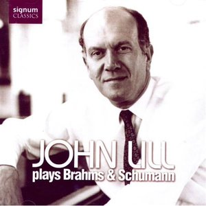 Image for 'John Lill Plays Brahms & Schumann'