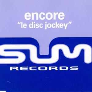 Image for 'Le Disc Jockey'