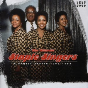 Image for 'The Ultimate Staple Singers: A Family Affair 1955-1984'