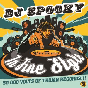 Image for 'DJ Spooky Presents - In Fine Style'