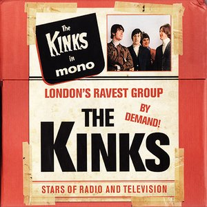 Immagine per 'The Kinks In Mono'