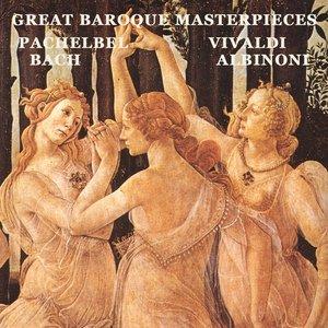 Bild för 'Great Baroque Masterpieces - Pachelbel, Bach, Vivaldi, Albinoni'