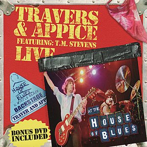 Image for 'Travers & Appice Live (feat. T.M. Stevens)'