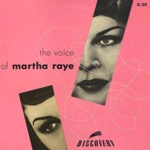 Bild für 'The Voice of Martha Raye'
