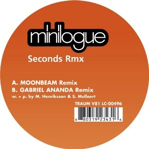 Image for 'Seconds (Gabriel Ananda Remix)'