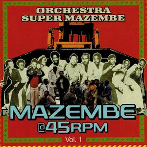 Image for 'Mazembe @ 45rpm, Vol. 1'