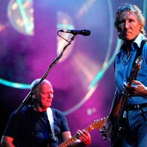 Image for 'Roger Waters + David Gilmour'
