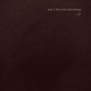 Image for 'War (The Lost Recordings)'