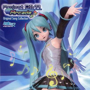 Image for '初音ミク -Project DIVA Arcade- Original Song Collection'