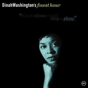 Image for 'Dinah Washington: Finest Hour'