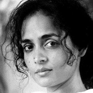 Bild für 'Arundhati Roy'