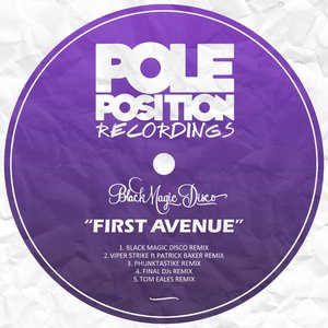 Image for 'First Avenue (Phunktastike Remix)'