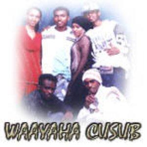 Image for 'Waayaha Cusub'