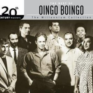 Image for 'The Best Of Oingo Boingo 20th Century Masters The Millennium Collection'