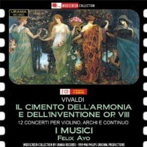 Image for 'Il Cimento dell' Armonia e dell' Inventione, op. 8'