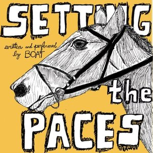 Image for 'Setting The Paces'