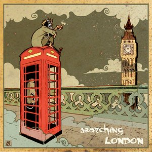 Image pour 'Searching London'