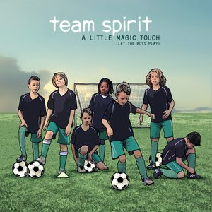 Image for 'A Little Magic Touch (Let the Boys Play)'