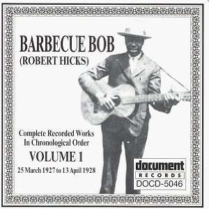 Immagine per 'Barbecue Bob Vol. 1 (1927 - 1928)'