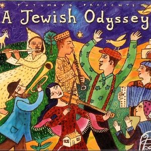Immagine per 'Putumayo Presents: A Jewish Odyssey'
