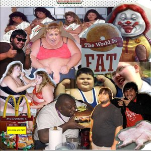 Image for 'The World Is Fat'