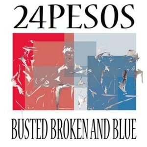 Image pour 'Busted Broken and Blue'