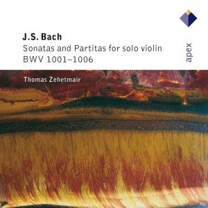 Image for 'Bach, JS : Violin Sonata No.1 in G minor BWV1001 : I Adagio'